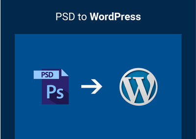 PSD To Fully Responsive WordPress Website