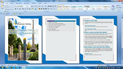 Update redesign your word document-PDF a high standard quality