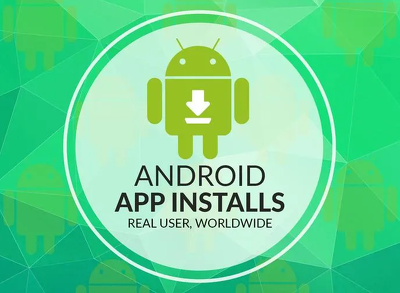 Give 1000 plus android installs in one day