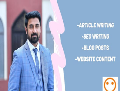 Write intriguing and captivating articles for you