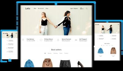 Design, customize or edit your wordpress website