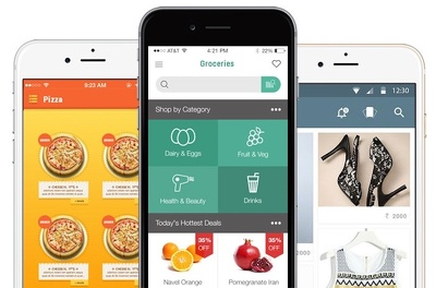 Develop E-commerce app iOS and Android