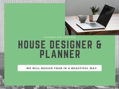 Be your house designer and planner