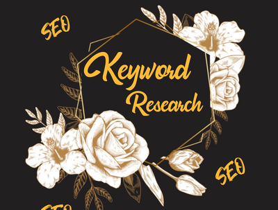 Do 50 SEO keyword research to rank first on google