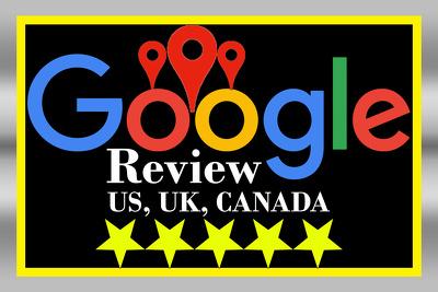 Manually Post UK/USA/CANADA  Customer Reviews On Google