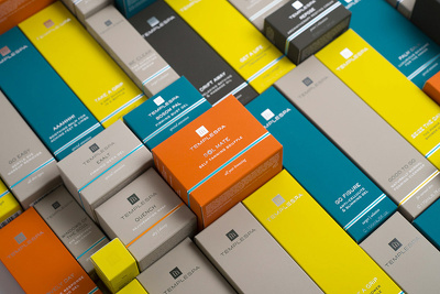 Design packaging for one product