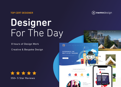 Be your designer for a day