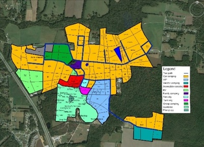 Make GIS maps & do satellite image processing .