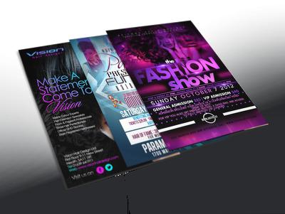 Design eye-catching flyer / leaflet / brochure