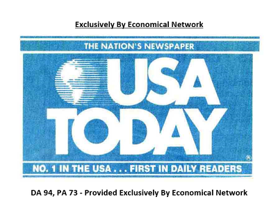Publish Guest Post on USA TODAY (Usatoday.com) DA 94