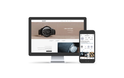 Design and develop a 3 page website