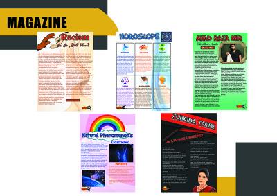 Design attractive magazine,catalog,booklet,presentation designns