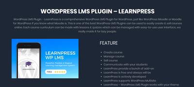 Build LMS- Impressive Online Learning Courses website