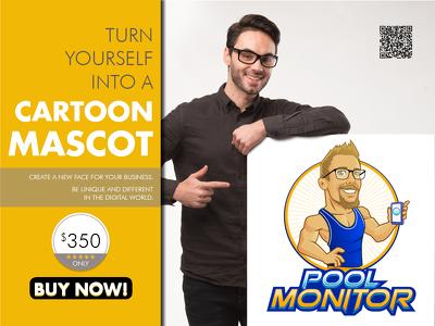 Make a Vector Mascot or Logo Mascot