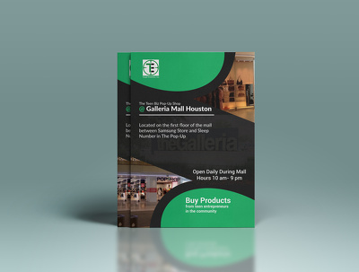 Design attractive professional flyer (single & double side)