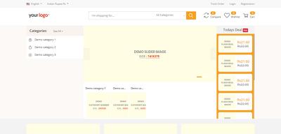 Create ready-made multi vendor E-Commerce System