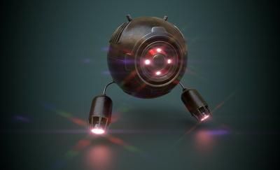 Design 3d models and assets for games