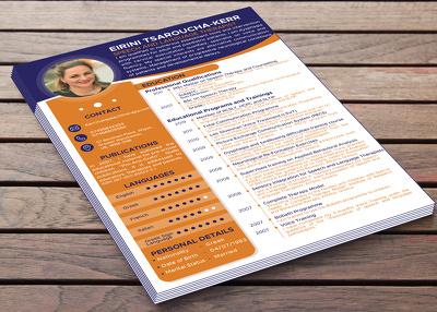 Create A Professional Resume, CV & LinkedIn Profile