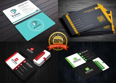 Design Professional Business Card, Latter Head & Envelope