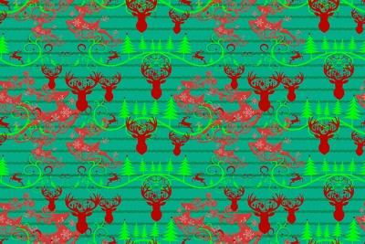 Design unique textile pattern designs for you