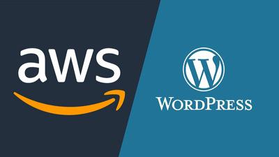 Setup & host wordpress with AWS