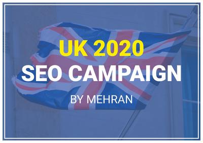 UK 2020 SEO Campaign