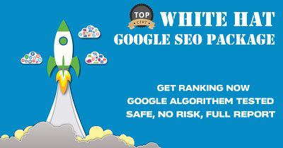 Power monthly SEO all in one Gold package for maximum results