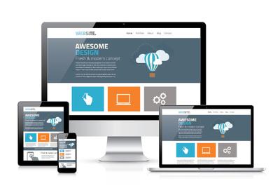 I can build responsive wordpress website design and blog