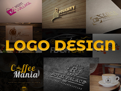 Premium Logo Design with Unlimited Revision