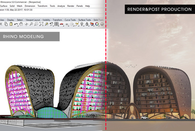 Design your building and model it accurately