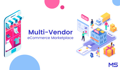 Build an online multivendor marketplace in a modular way