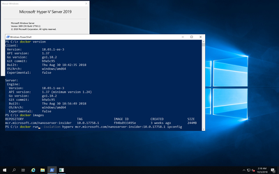 Setup your new Server Onsite