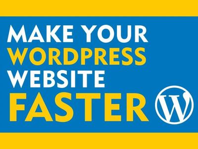 Do WordPress speed optimization for your website