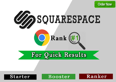 I will complete onpage squarespace SEO for google ranking.