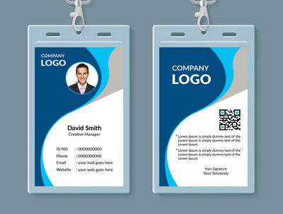 Design any identity card within 24 hours