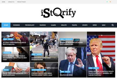 Publish A Guest Post in Site iStorify.co.uk
