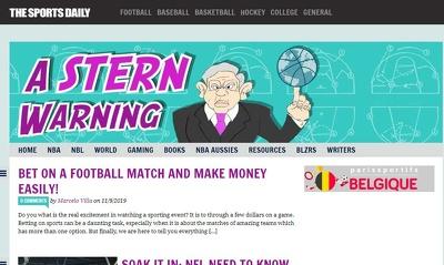 publish a Guest Post on asternwarning.com - DA38