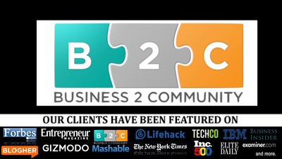 guest post on b2c Business2Commuinty.com Business2Commuinty