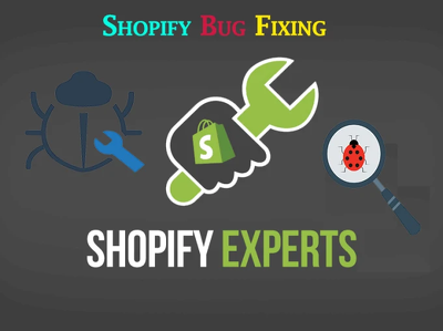 I will fix your Shopify issue according to your custom requireme