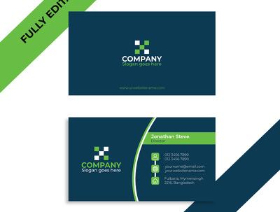 Design unique and creative business card
