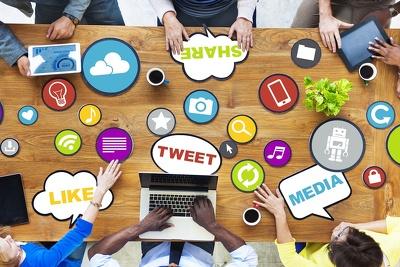 Write & Design 30 x social media posts