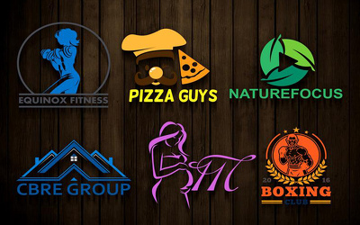 Design awesome business logo for you
