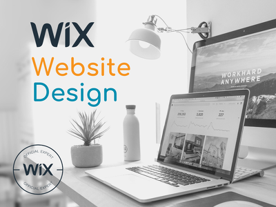 Design a Bespoke Wix Website