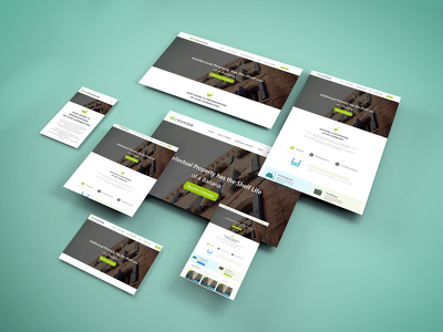 Convert  Xd or PSD to HTML & CSS - Responsive included