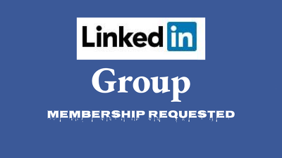 Maintain your LinkedIn Group Membership Requested for 5 hours