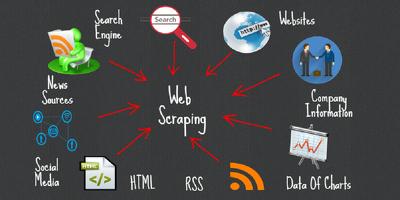 Do data scrape or be your professional web scraper