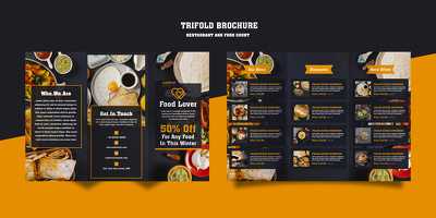 Design professional brochure for your business