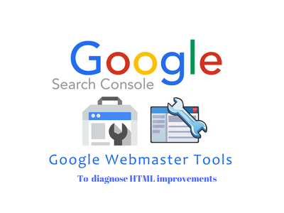 Fix google search console errors, manage webmaster tools
