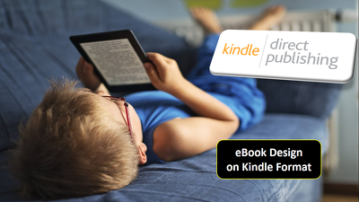 convert your word document in Kindle format to upload on amazon