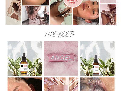 Make a moodboard for your brand
